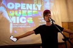 Openly Queer Mic